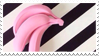 - Stamp: Pink Bananas. - by ChicaTH