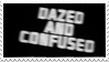 - Stamp: Dazed and confused. - by ChicaTH