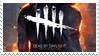 - Stamp: Dead by Daylight. - by ChicaTH