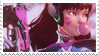 - Stamp: D.Va (2). - by ChicaTH