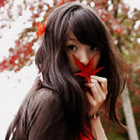 Red Leaves by JuneeXOXO