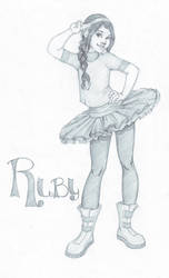 Ruby by Letty-doll