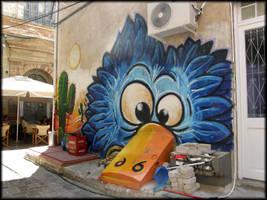 Graffiti - Olas by CanteRvaniA