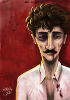 Beaten Up Charlatan by CanteRvaniA