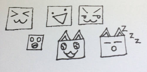 Face expressions  by TLC-Official