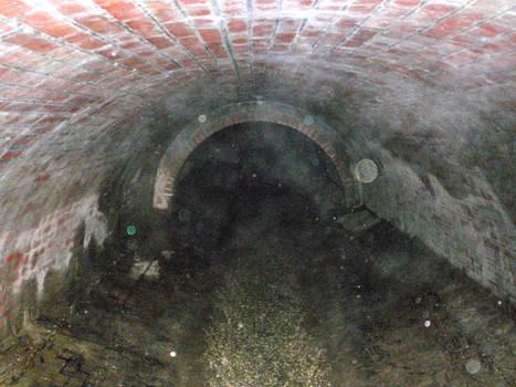 Prague sewers 1 by Tomasos