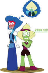 Peridot and Lapis cosplay - Steven Universe by AlexDTI