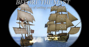 Jouko's 2 years Before the Mast banner by SolPicador