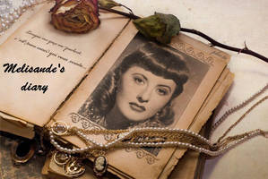 Melisande de la Tremoille's journal by SolPicador