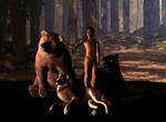 Making Jungle History by Threshie