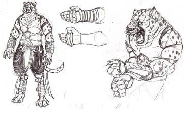 Mava sketch 1 by riard