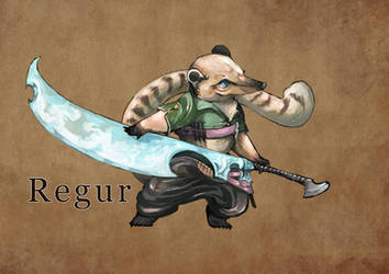 Regulr by riard