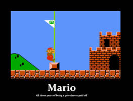 Mario DeMote by blankspacerejects