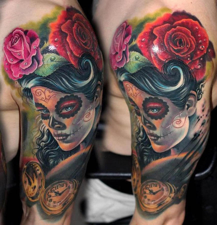 Incredible tattoo by TattooSoulcom