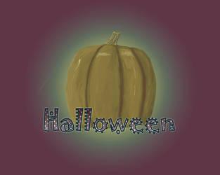 Halloween is coming soon :) by Rhinovirox