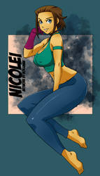 Nicole By Bokuman by Rhinovirox
