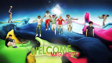 One direction ID by magiapotter
