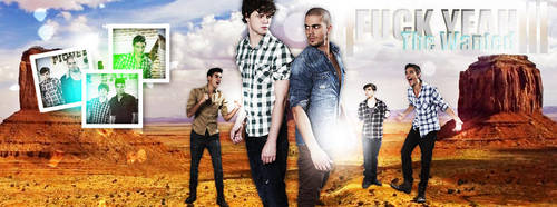 Portada The Wanted by magiapotter