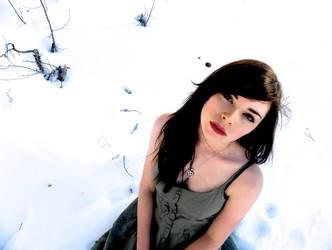 Hair Black as Night, Lips Red as Blood by MelindaSherrill