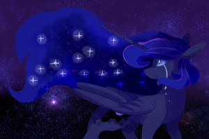 Luna Redraw by uunicornicc