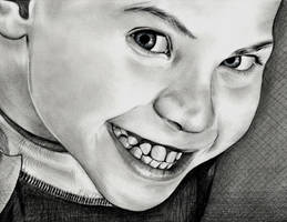 2010 Pencil Drawing - Portraits and Figures (d) by acordova