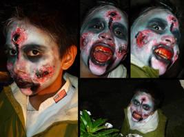 Little Zombie by acordova