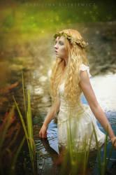 Water girl by carollaa