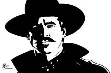 I'm Your Huckleberry by Stitchfan