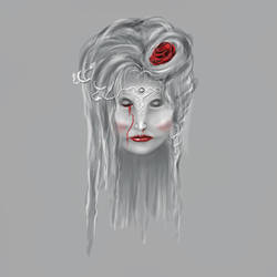 Goddess by cimmx