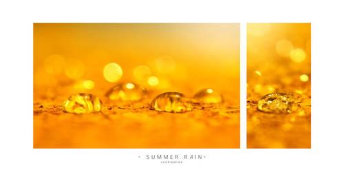 Summer Rain by cimmx
