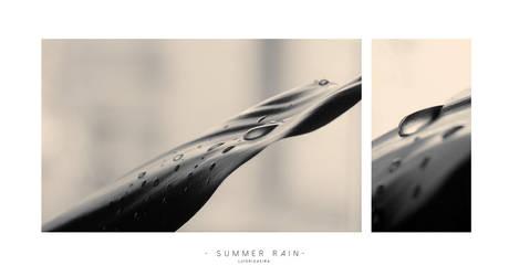 Summer rain 2 by cimmx