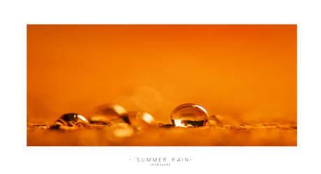 Summer rain 4 by cimmx