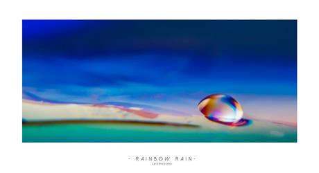 Rainbow Rain 2 by cimmx