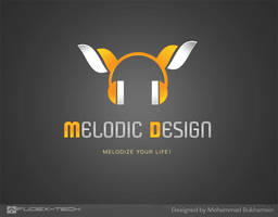 Melodic Design - Logo by fudexdesign