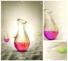 Magic Bottle by fudexdesign