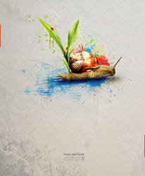 Snail aptitude by fudexdesign