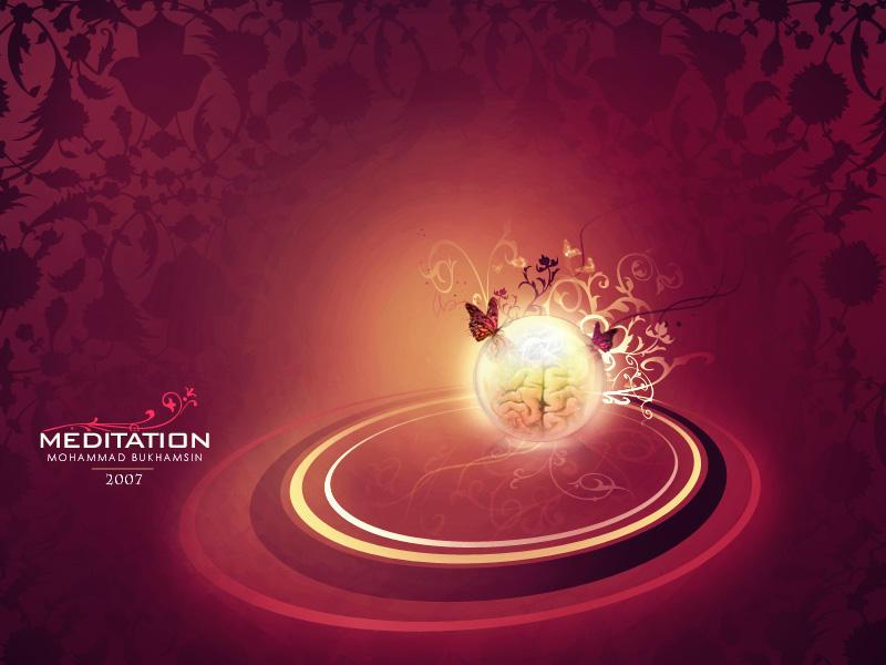 MEDITATION by fudexdesign