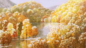 Lake by Helvende