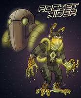 052 - Rocket Rider - Request by DBed