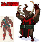 Mad Mastodon 1992-2011 by DBed