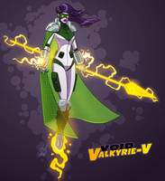 Void Valkyrie-V 2011 by DBed