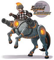 Remake - Speed Centaur by DBed