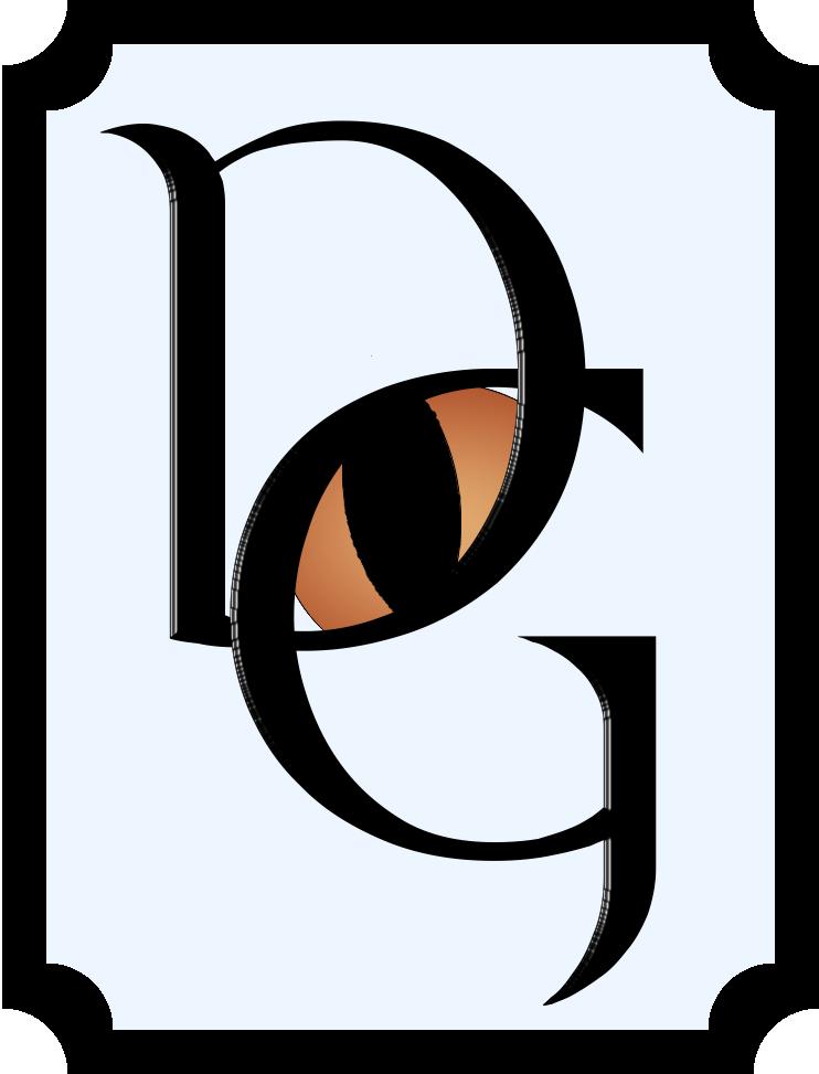 Dragon's Eye Graphics Logo by Sylverthorne