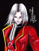 Xion (Bloody Roar) by Kaze-no-Okami