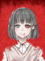 Ghoul by bakaichisan