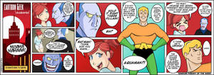 Cartoon Geek - LOLAQUAMAN by PolishTamales