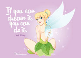 Disney | Tinkerbell | Dreams by PolishTamales
