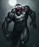 Venom by TheRedOmega