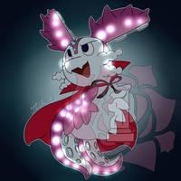 Spoopypillar - Secret Santa by rosexknight