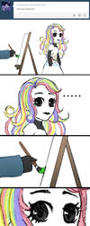 Ask-let's get CREATIVE by DeluCat
